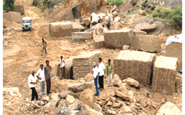 granite blocks export policy